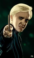 Draco Malfoy by fire-bender-saiyan