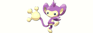 Aipom by scriptureofthescribe