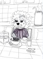 Soup For Ewe by Artytoons