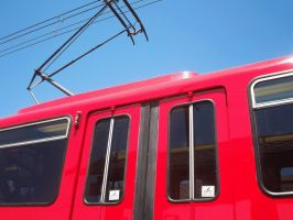 San Diego Trolley by ANewChallenger