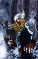 Thor by penichet