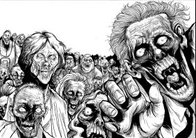Zombies are coming! by MarcAlmeida