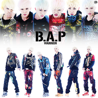 B.A.P - Warrior by J-Beom