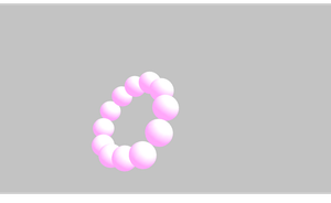 MMD Pink Bracelet .X file by amiamy111