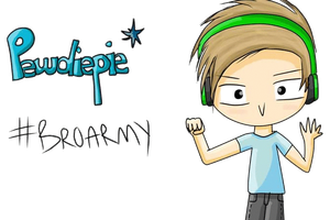PEWDIEPIE by Candi-floss
