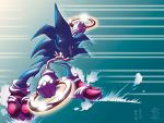 Sonic the Hedgehog by Kuma-Team