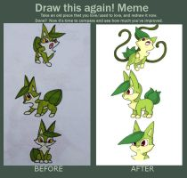 Draw This Again Meme by RatherPeculiar