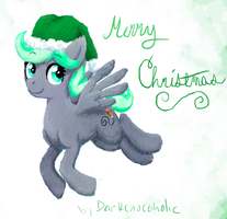 Merry Christmas 2012 by DarkChocaholic