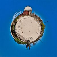 Little Abandoned Plant Planet by SomaKun
