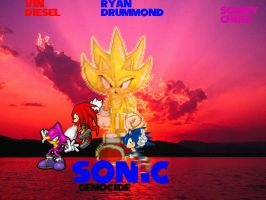 Sonic Genocide by Tokamaru