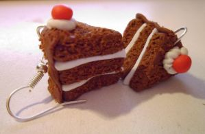 Portal Cake Slices by delicioustrifle