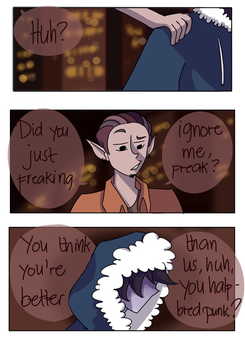 StarStuck Prologue 3 by MikeyDoodles