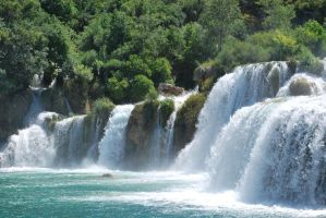 Krka falls stock by TheTundraGhost-stock