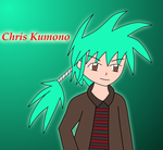 Chris Kumono from  Elementar Rising by Widen612