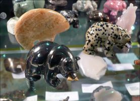 Mineral Bears by Undistilled
