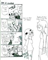 NOT A COUPLE by Rishi-heart-naruto