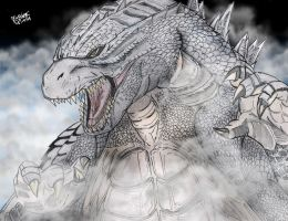 GOJIRA: The Destructive Ally by AVGK04