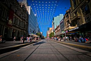 Tram Lines by Lainyxox