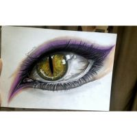 Oroshimaru's Eye by cannan90