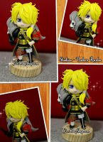 Shishiou - Touken Ranbu - Clay figure (2) by yonkairu