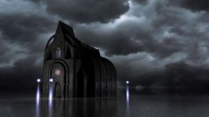 Water Cathedral Final by JanD