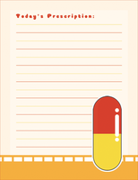 Prescription Stationary by mocha-san
