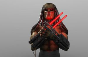 Sith Predator by THECOOLGEEK