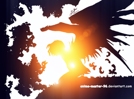 The Angel's Flare by anime-master-96