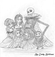All the Family... by Cindy-Brilliant