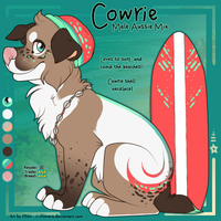 OC: Cowrie by c-Chimera