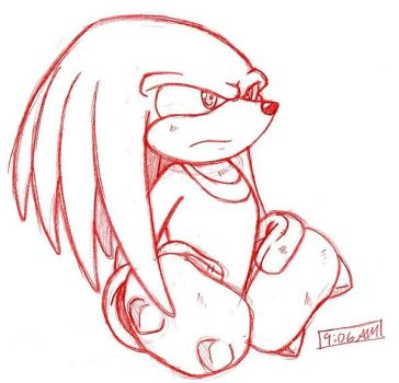 Knuckles - simple by CKT-INC