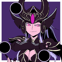 Syndra by ipaanbaa