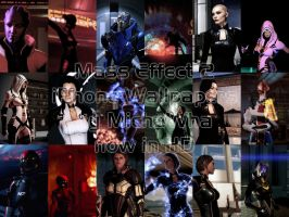 MassEffect2 iPhoneWalls Pack05 by MichaWha