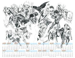 Year of Heroes 2011 and beyond by timothylaskey