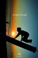 chase the sun by dcamacho