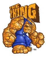 ajnins the thing colored by shalomone