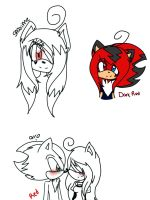 Draws 1 by shaxime2soxime
