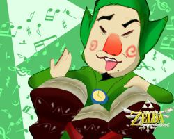 Tingle and the Drums of Sleep by Dorayakichan