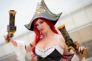 Miss Fortune by MarcoFiorilli