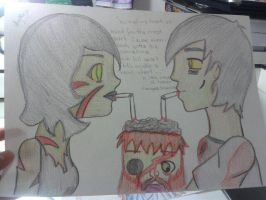 Avenged Sevenfold - A Litlee Piece Of Heaven by BellaChanS2
