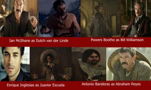 Red Dead Redemption Fan-Cast 3 by MoviezAreMyLife