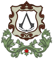 CoA of the Assassin Brotherhood by TiltschMaster