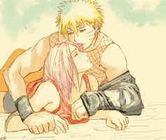 NaruSaku: Content by MuseSilver
