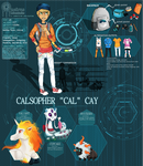 PDL: Calsopher Cay by Panai