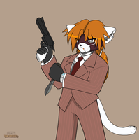 TF2 race: Klinx the Spy by Droll3