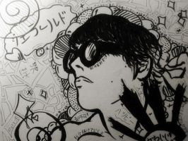 ArtIsSmart Gerard Way! by GothGirl1435