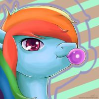 Pop Art Dashie by VaneFox