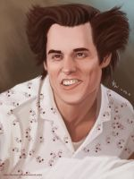 Ace Ventura by KostanRyuk