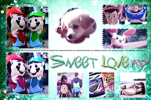 SweetLove.PSD by OriginalPsd