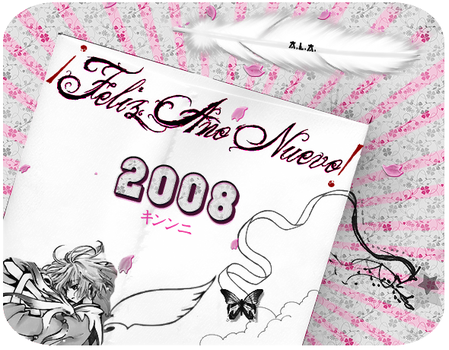 Happy New Year 2008 by flisdesigns